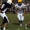 LOUISIANA HIGH SCHOOL FOOTBALL 2011: ST. LANDRY PARISH KIAWANIS JAMBOREE. Hansen vs. Opelousas Catholic.  O.C. wins. :