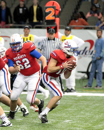 2012 LOUISIANA HIGH SCHOOL FOOTBALL: CLASS 2A FINALS. JOHN CURTIS VS. EVANGEL. JOHN CURTIS WINS