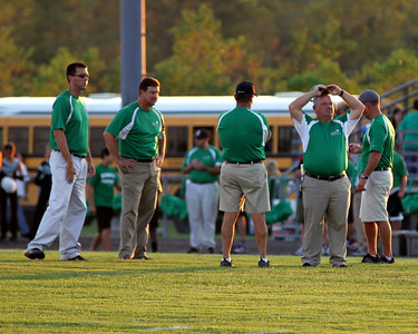 LOUISIANA HIGH SCHOOL FOOTBALL 2012: Eunice vs. Northwest.  Eunice wins in Overtime.
