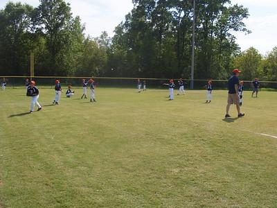 HPC Mustangs Baseball Spring 2016