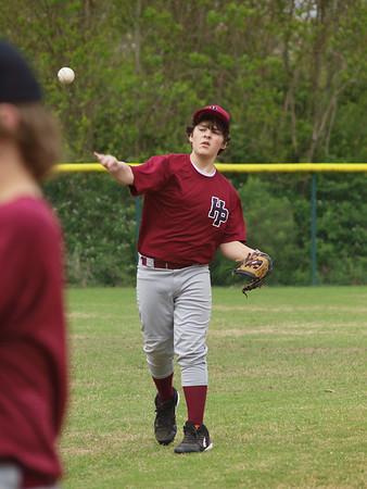 HPC Spring Baseball Game 1 4-5-14