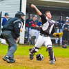 Groton-Dunstable  (7-0) defeated North Middlesex(5-4), 2-1, in extra innings Monday in Groton. Nashoba Valley Voice/Ed Niser