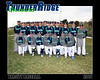 2016 Baseball Varsity Team 16x20