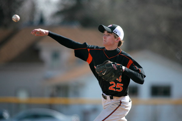 CV-H Baseball at Larimore 4-14-11