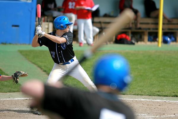 CV-H baseball vs. MPCG 5-7-11