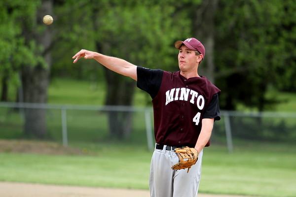 Minto baseball vs. Larimore 5-20-11