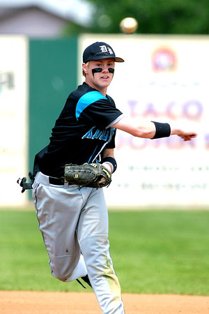 State Baseball 2011 - Dakota Prairie vs. Bottineau