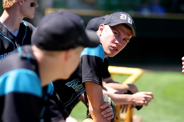 State Baseball 2011 - Dakota Prairie vs. Hettinger