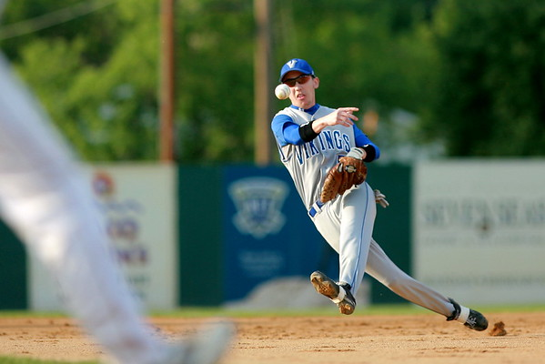 State Baseball 2011 - Kindred vs. Grafton