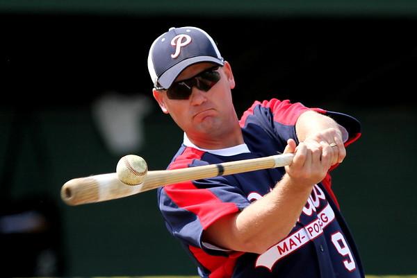 State Baseball 2011 - Velva vs. MPCG