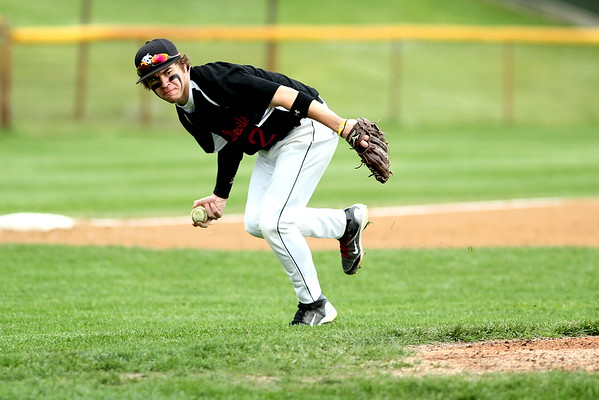 State Baseball 2011 - Watford City vs. Hettinger