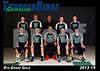 2013 Bask TRHS 8th Gold 5x7 Team