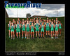 2016 Cross Country Varsity Team 16x20