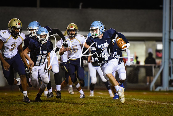 HS Football - Schuylkill Haven - 55 vs Shenandoah Valley - 0 - 10/04/2019