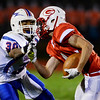 Jake Smith WR large school offense Guilderland High School  (Erica Miller - The Saratogian)