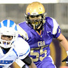 Mike Hehir DL large school defense, Christian Brothers Academy  (J.S.Carras - The Record)