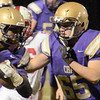 Patrick Pastore DL large school defense Christian Brothers Academy  (Mike McMahon - The Record)
