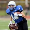 Levi Brewster Defensive Player of the year, Hoosick Falls high school  (J.S.Carras - The Record)