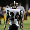 Josh Quesada prepares to return a punt. Burnt Hills at Troy Class-A football, September 13/2013, (Mike McMahon/The Record)