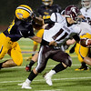 Burnt Hills at Troy Class-A football, September 13/2013, (Mike McMahon/The Record)