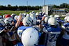 Hoosick Falls Football practice. (Mike McMahon / The Record) 08/23/13