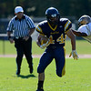 J.S.CARRAS/THE RECORD Cohoes against Averill Park during first quarter of high school football action Saturday, September 28, 2013 at Averill Park in Averilll Park, N.Y..