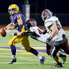 J.S.Carras/The Record  Burnt Hills against Troy during second quarter of Section II class A semifinal high school football action Friday, November 1, 2013 at Troy High School in Troy, N.Y..