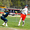 Littleton edged North Middlesex,8-6, Tuesday in Townsend. Nashoba Valley Voice/Ed Niser