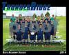 2014 TRHS Soccer Boys Academy 16x20 Team Photo