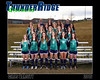 2015 Soccer Girls Varsity Team 16x20