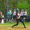 Groton-Dunstable dropped Friday's Mid Wach B game to Hudson,5-3. The Crusaders fall to  11-3 overall and 8-1 in league play.<br /> Nashoba Valley Voice/Ed Niser