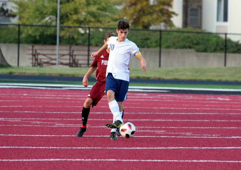 Riverview Gabriel Richard welcomed in Allen Park Cabrini on Tuesday night and defeated the Monarchs by a score of 4-2. Frank Wladyslawski - Digital First Media