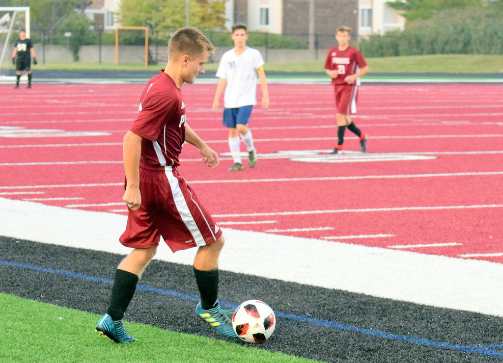 . Riverview Gabriel Richard welcomed in Allen Park Cabrini on Tuesday night and defeated the Monarchs by a score of 4-2. Frank Wladyslawski - Digital First Media