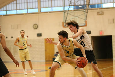 The Class A, District 27 semifinals were held on Wednesday at Lincoln Park. Edsel Ford defeated Allen Park 44-41 in overtime and Melvindale topped Taylor Truman 58-42. Photo by Jack VanAssche - For Digital First Media