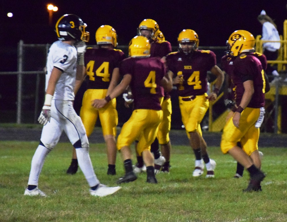 . Riverview welcomed in Carleton Airport on Friday night and defeated the Jets by a score of 20-9. Alex Muller - Digital First Media