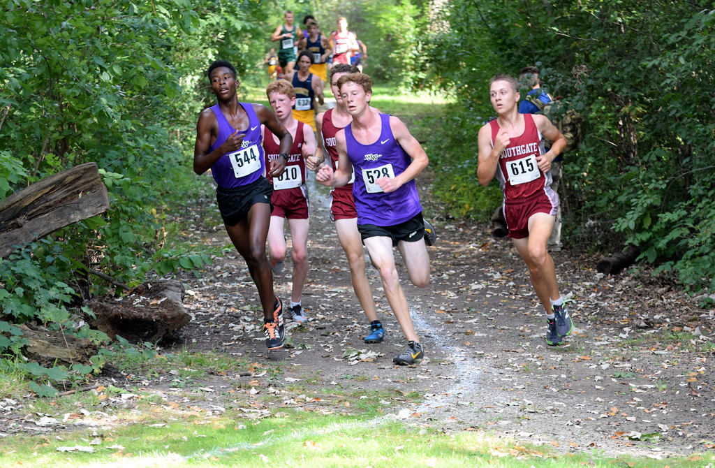 . The season\'s first Downriver League Jamboree was held on Tuesday at Elizabeth Park in Trenton. Woodhaven took first on the boys\' side and Allen Park finished on top on the girls\' side. Frank Wladyslawski - Digital First Media