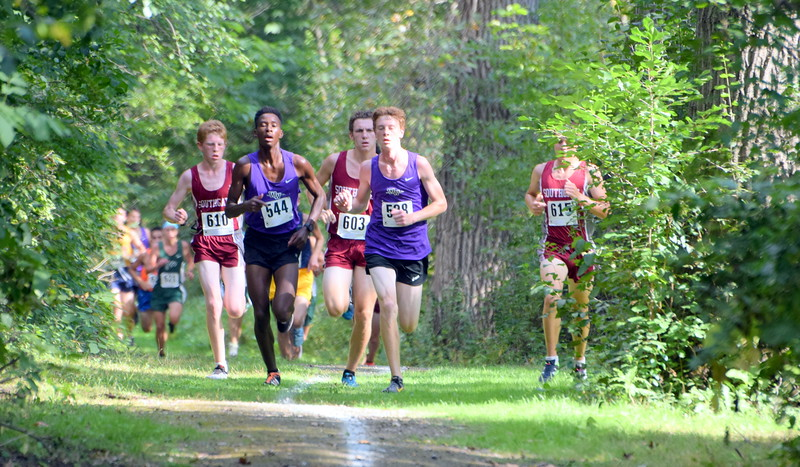 The season's first Downriver League Jamboree was held on Tuesday at Elizabeth Park in Trenton. Woodhaven took first on the boys' side and Allen Park finished on top on the girls' side. Frank Wladyslawski - Digital First Media