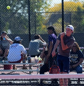 The 2017 Downriver League Meet was held on Monday afternoon and Trenton came away with first place. Photo by Frank Wladyslawski - The News-Herald