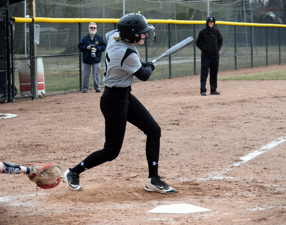 . Lincoln Park traveled to Edsel Ford on Wednesday afternoon and defeated the Thunderbirds by a score of 18-6. Photo by Frank Wladyslawski - Digital First Media