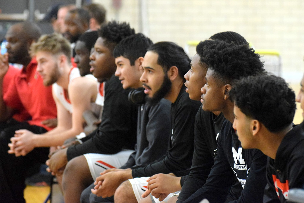 . Edsel Ford defeated Melvindale by a score of 43-32 on Friday night in the Class A, District 27 championship at Lincoln Park. Photo by Frank Wladyslawski - Digital First Media