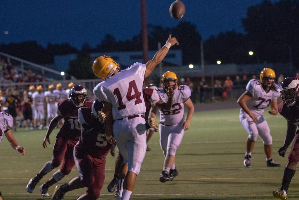 . Riverview traveled to Romulus on Friday night and opened the season with a 42-12 victory. Jack VanAssche - For Digital First Media