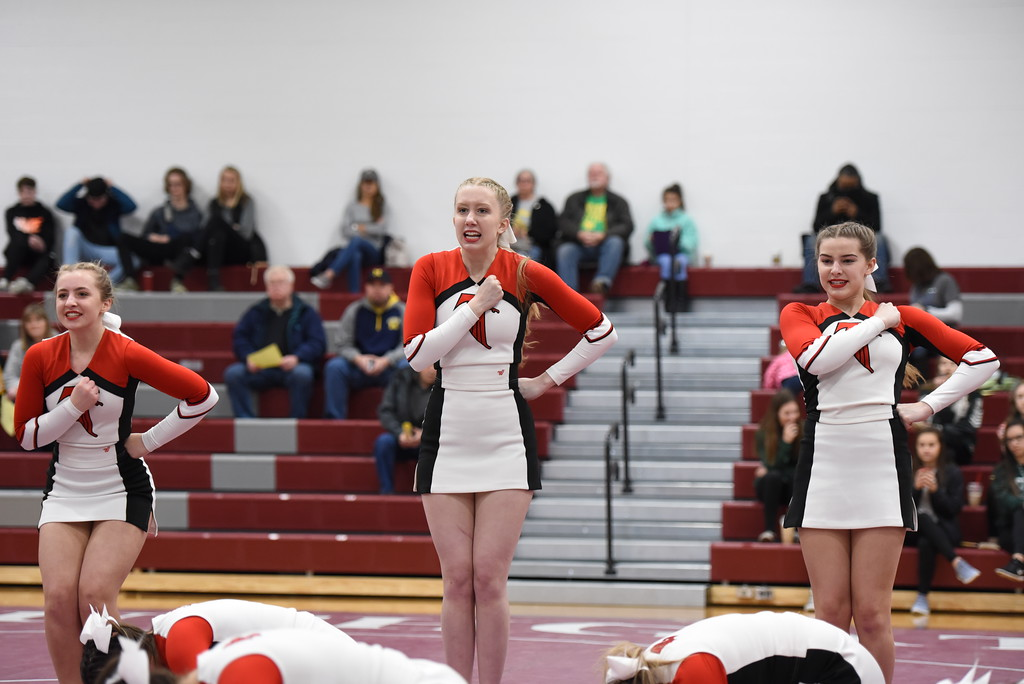 . The 2018 Southgate Invitational was held on Saturday at Southgate Anderson. If featured some of the state\'s top programs,  including Gibraltar Carlson, Anderson, Woodhaven and Divine Child. Photo by Alex Franzen - For Digital First Media