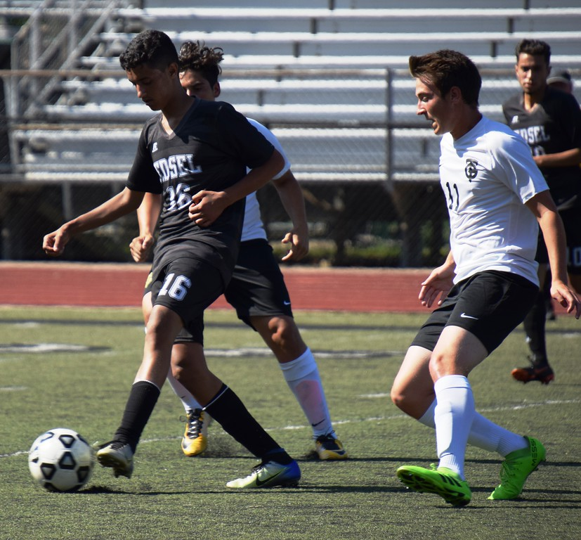 . Dearborn Edsel Ford hosted Taylor High on Wednesday afternoon and knocked off the Griffins by a score of 3-0. The contest was a battle between both of the Downriver League\'s two new teams for 2018. Alex Muller - For Digital First Media
