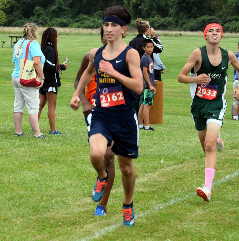 . The 2018 Warrior Invitational was held on Friday at Lake Erie Metropark. Woodhaven won the boys\' championship and the Allen Park girls finished third. Frank Wladyslawski - Digital First Media