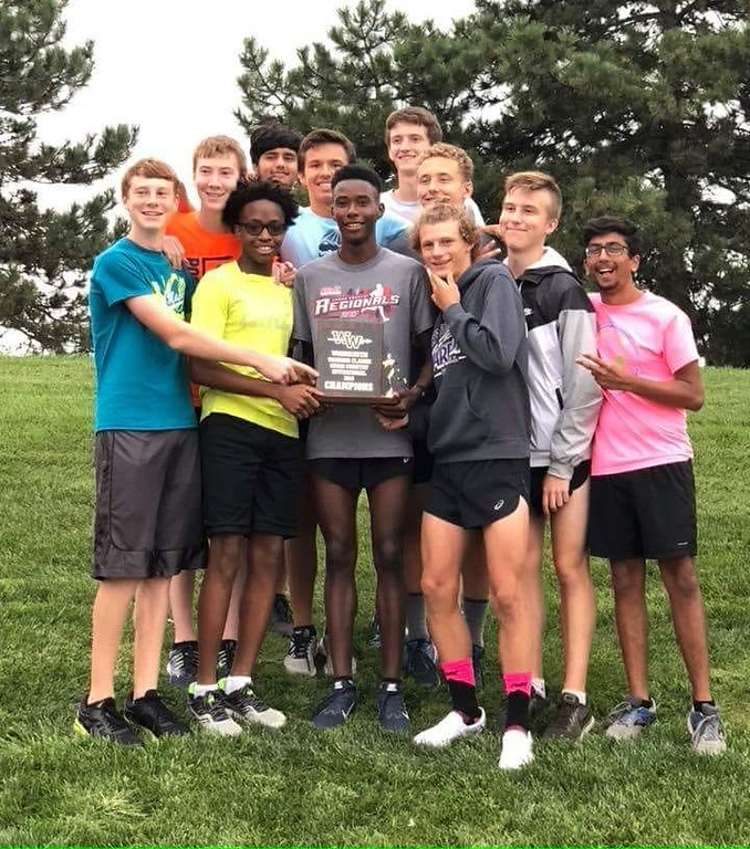 . The 2018 Warrior Invitational was held on Friday at Lake Erie Metropark. Woodhaven won the boys\' championship and the Allen Park girls finished third.  Photo courtesy of Kisha Wright