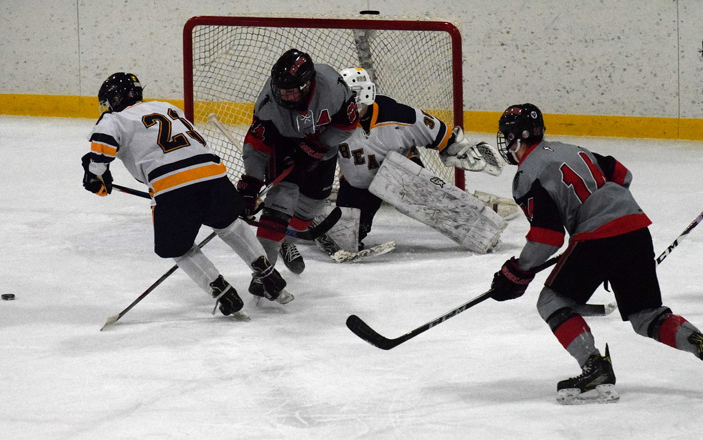 . Divine Child traveled to Wyandotte Roosevelt on Wednesday night and defeated a shorthanded Bears team 8-0. Photo by Frank Wladyslawski - For The News-Herald