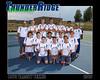 2016 Tennis Boys Varsity Team 16x20