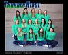2016 Tennis Girls Varsity Team 16x20