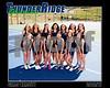 2017 Tennis Girls TRHS VARSITY Team 16x20