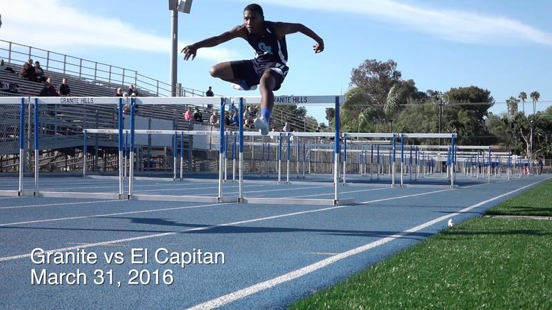 3-31-16 vs El Cap